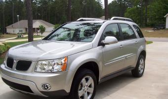 2007 Pontiac Torrent #1