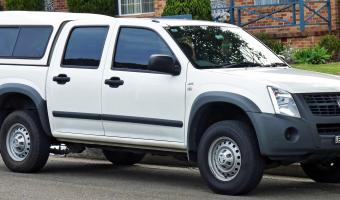 Holden Rodeo #1