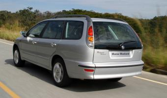 2005 Fiat Marea Weekend #1