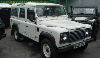 1995 Land Rover Defender #1