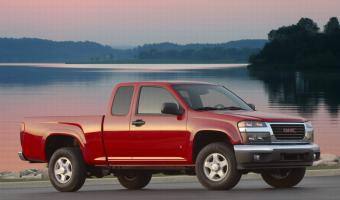 2007 GMC Canyon #1