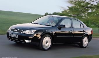 2003 Ford Mondeo #1