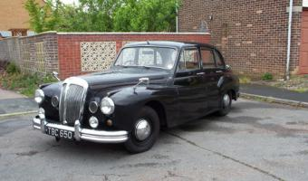 1955 Daimler One-O-Four #1