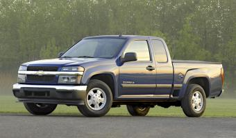2004 Chevrolet Colorado #1