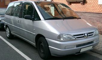 Peugeot 806 #1