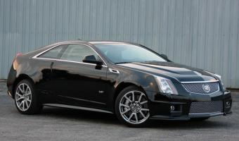 Cadillac Cts-v Coupe #1