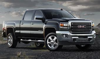 2015 GMC Sierra 2500hd #1