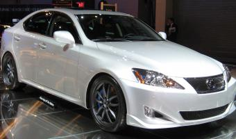2012 Lexus IS #1