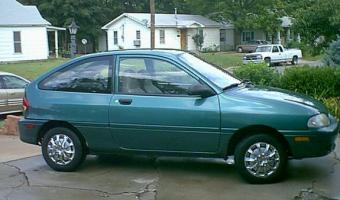 1997 Ford Aspire #1