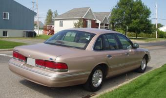 1996 Ford Crown Victoria #1