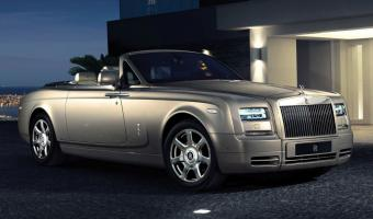 2014 Rolls royce Phantom Coupe #1