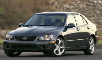2002 Lexus IS #1