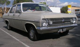 1967 Holden HR #1