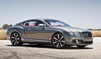 Bentley Continental Gt Speed #1