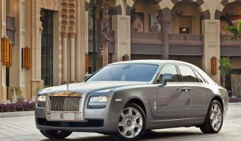 2011 Rolls royce Ghost #1