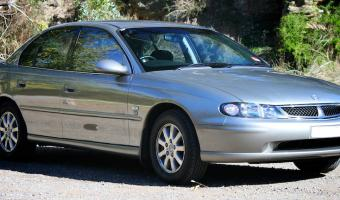 2001 Holden Berlina #1
