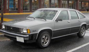 1981 Chevrolet Citation #1