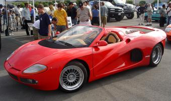 Bizzarrini BZ-2001 #1