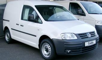 2008 Volkswagen Caddy #1