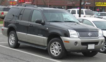 2005 Mercury Mountaineer #1