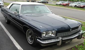 Buick Electra #1