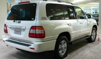 2002 Toyota Land Cruiser #1