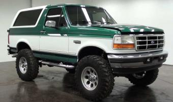 1996 Ford Bronco #1