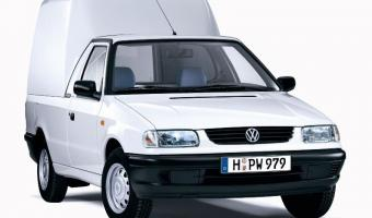 1996 Volkswagen Caddy #1