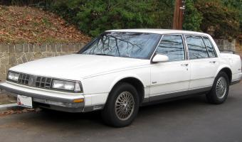 1990 Oldsmobile Ninety-eight #1