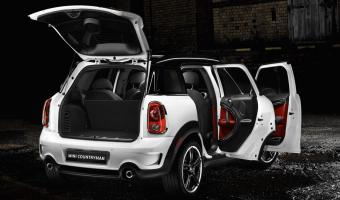 2014 Mini Cooper Countryman #1