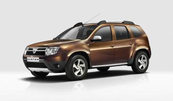 2010 Renault Duster #1