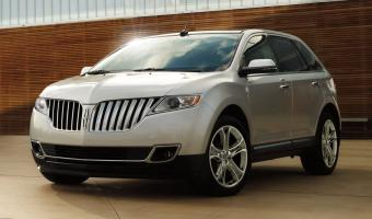 2013 Lincoln Mkx #1