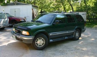 1996 GMC Jimmy #1