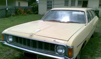 1976 Chrysler Valiant #1