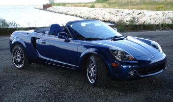 2001 Toyota Mr2 Spyder #1