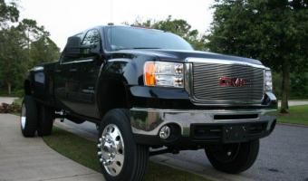 2007 GMC Sierra 3500hd #1