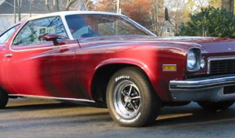 1974 Buick GS #1