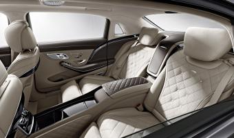 Mercedes-Benz Maybach #1