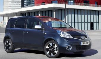 2012 Nissan Note #1