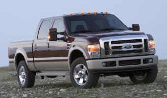 2008 Ford F-250 Super Duty #1