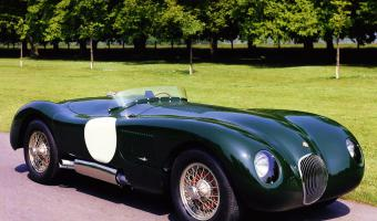 1951 Jaguar C-Type #1