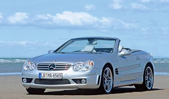 2004 Mercedes-Benz SL #1