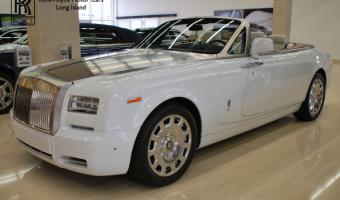 2013 Rolls royce Phantom Drophead Coupe #1
