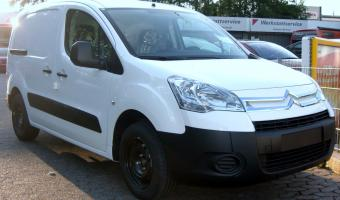 2008 Citroen Berlingo #1