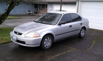 1996 Honda Civic #1