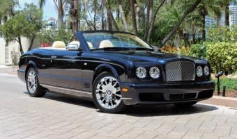 2007 Bentley Azure #1