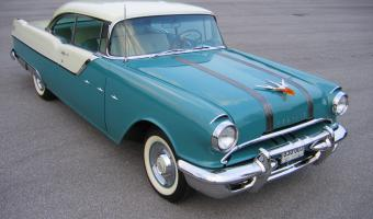 1955 Pontiac Star Chief #1