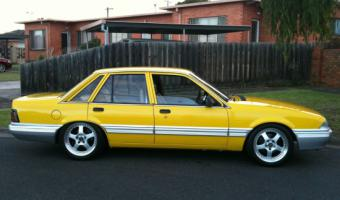 1986 Holden Commodore #1