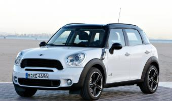 2012 Mini Cooper Countryman #1