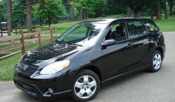 2007 Toyota Matrix #1